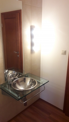 Toaleta na prízemí