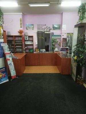 Predajné priestory