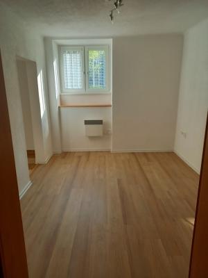 menšia miestnosť