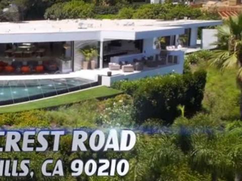 Dom za 60 miliónov EUR (Beverly Hills)